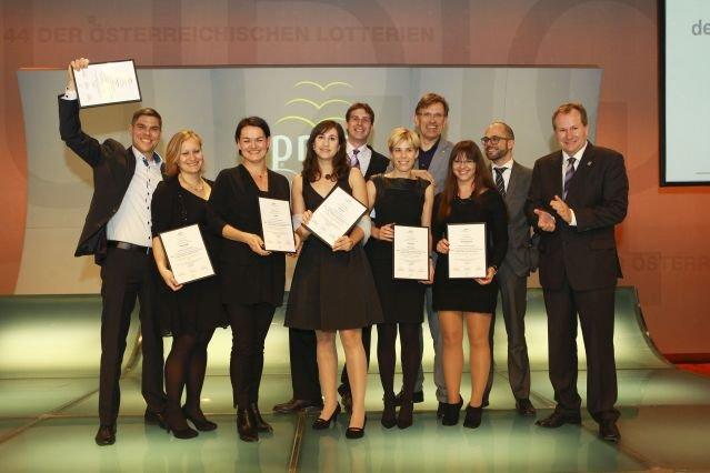 SMILE Als Preisträger Des Pma Award 2014