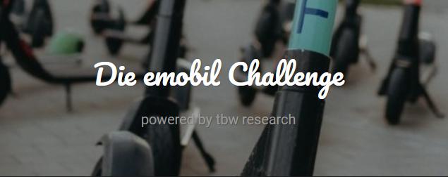 Konzeption Von Jugend-Events Rund Um Das Thema Elektromobilität