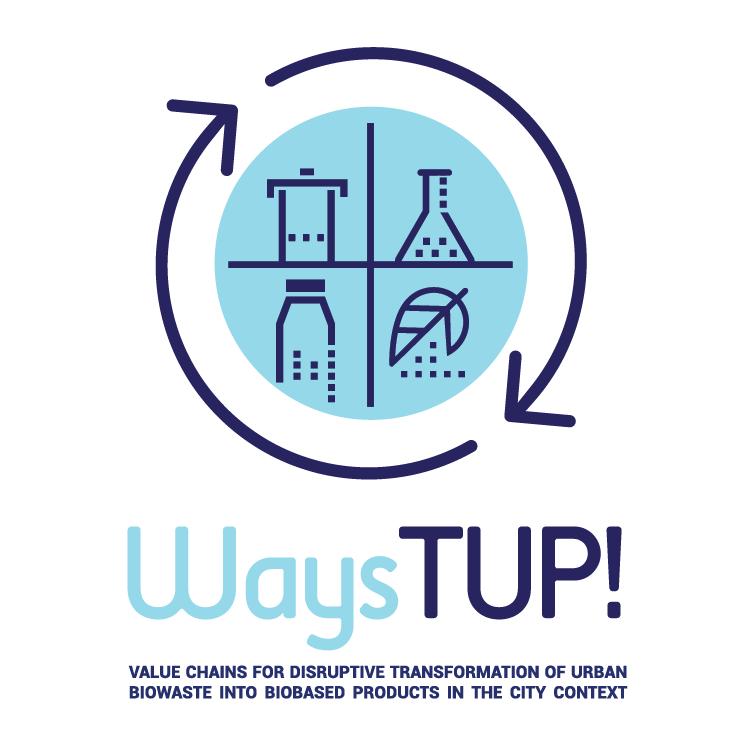 WaysTUP! Logo #1