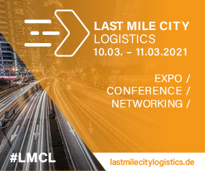 RemiHub @ Last Mile City Logistics Congress Am 10.-11.03.2021