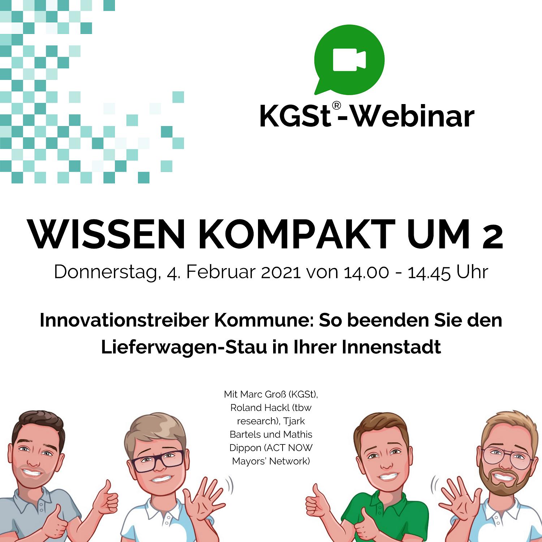 Roland Hackl Zu Gast Bei Der Webinar-Reihe Wissen Kompakt Um 2